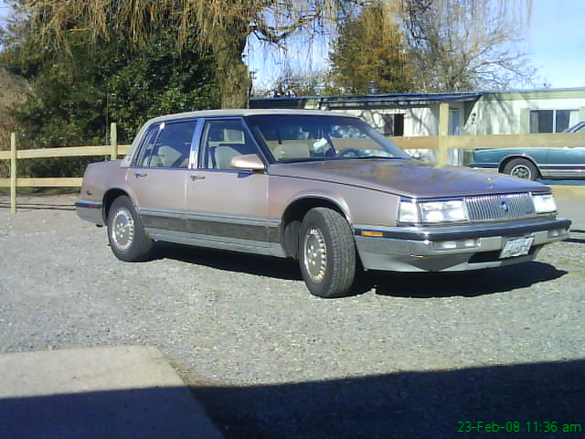 1989 buick park avenue information and photos momentcar momentcar
