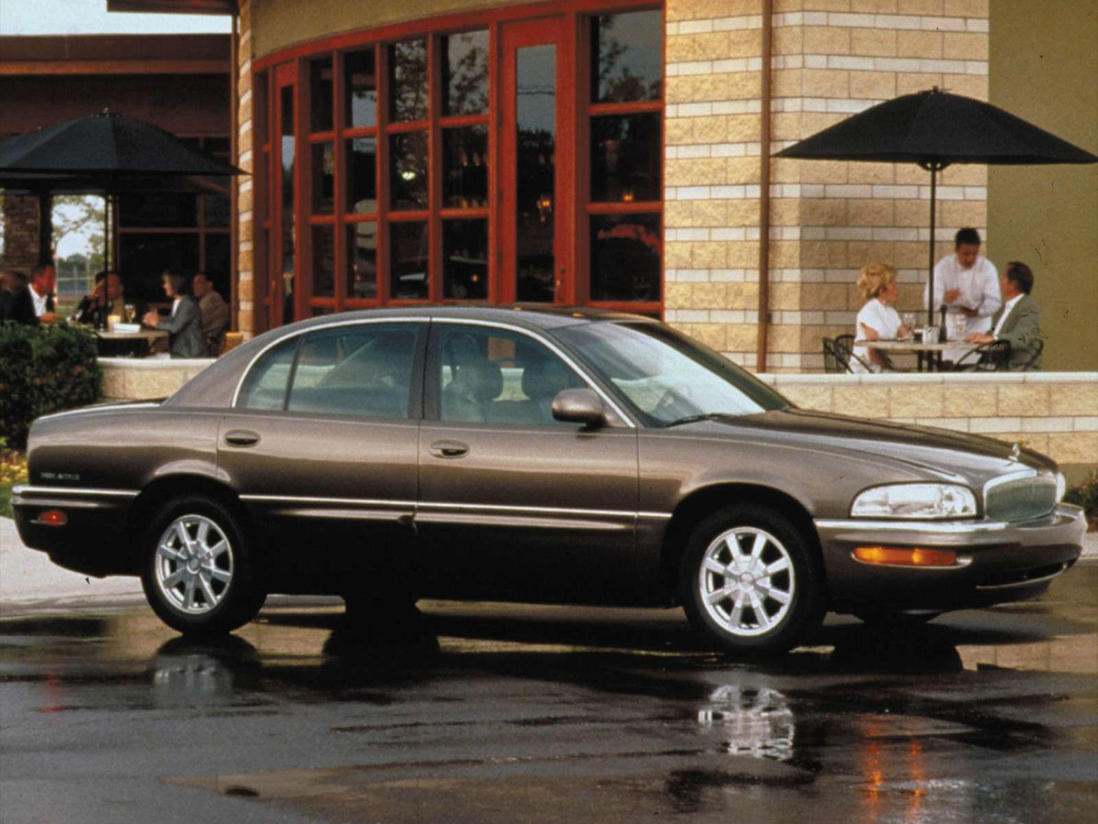 2000 Buick Park Avenue - Information And Photos