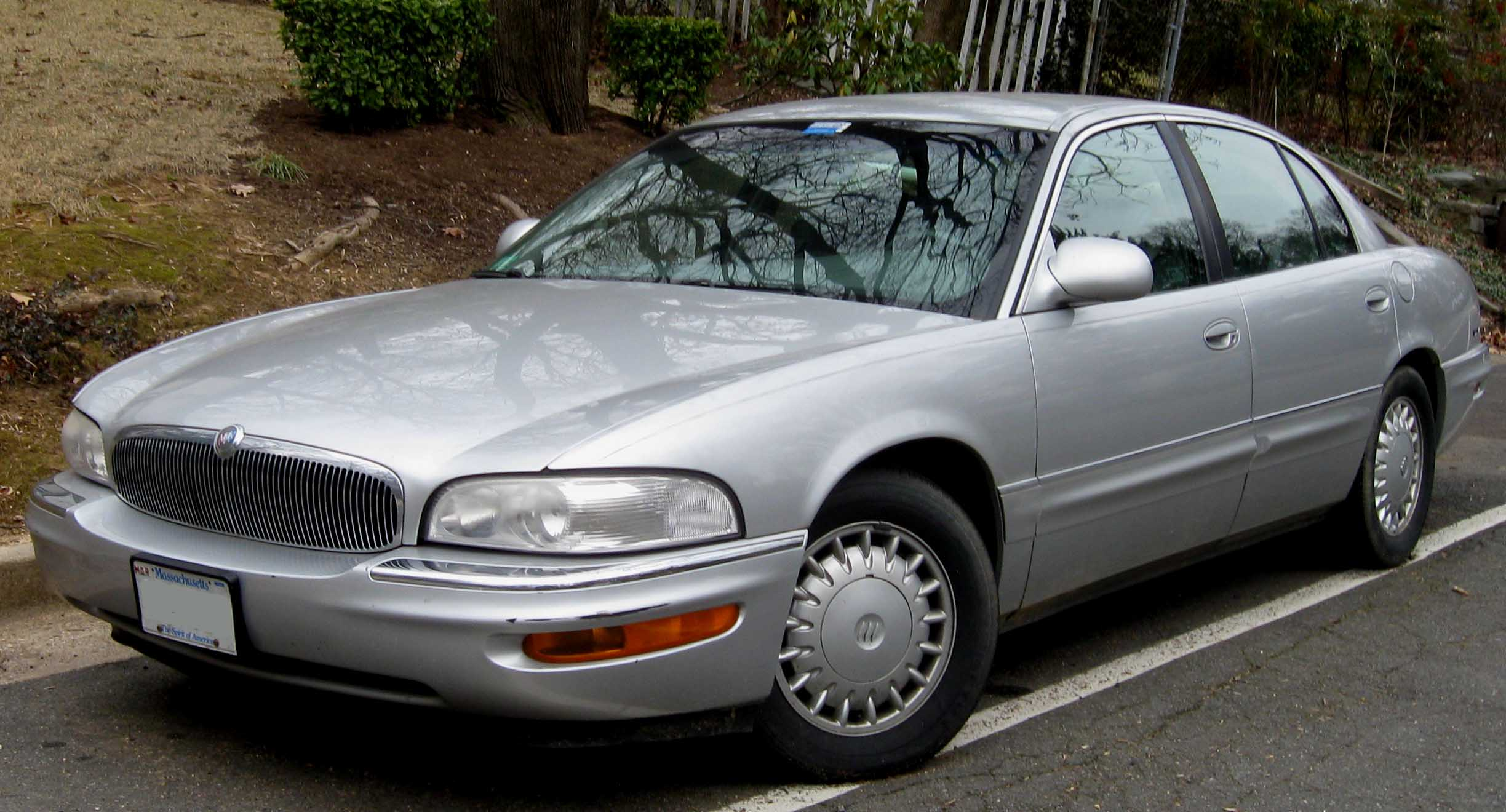 2001 Buick Park Avenue - Information And Photos