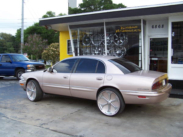 Pics For Gt 2004 Buick Century With Rims