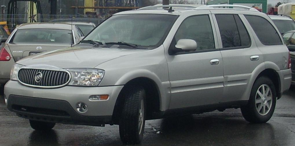 Used 2004 Buick Rainier Pricing & Features   Edmunds