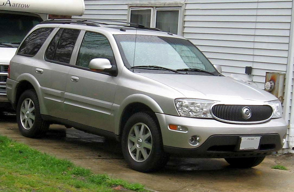 Buick Rainier Review - Research New & Used Buick Rainier Models ...