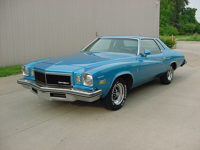 1975 Buick Regal Information And Photos Momentcar