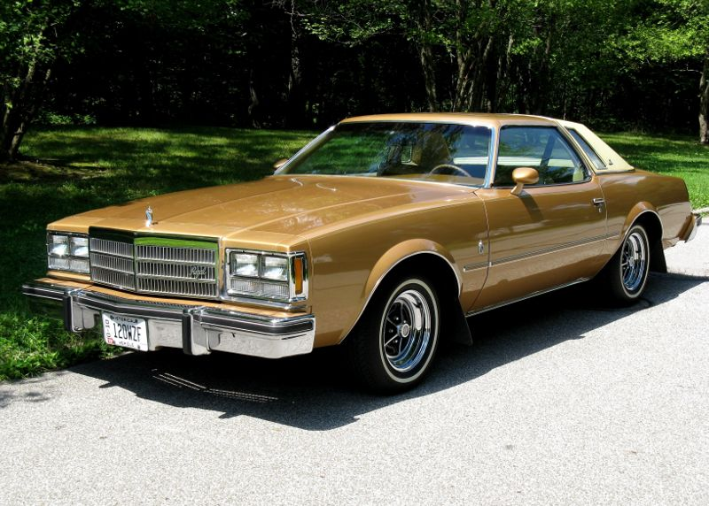 1977 buick regal   information and photos   momentcar