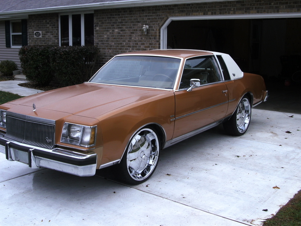 Buick Regal 1978 #4