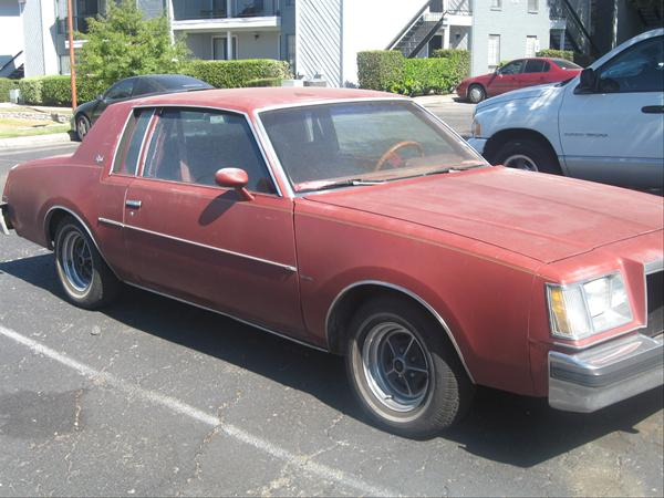 Buick Regal 1978 #10
