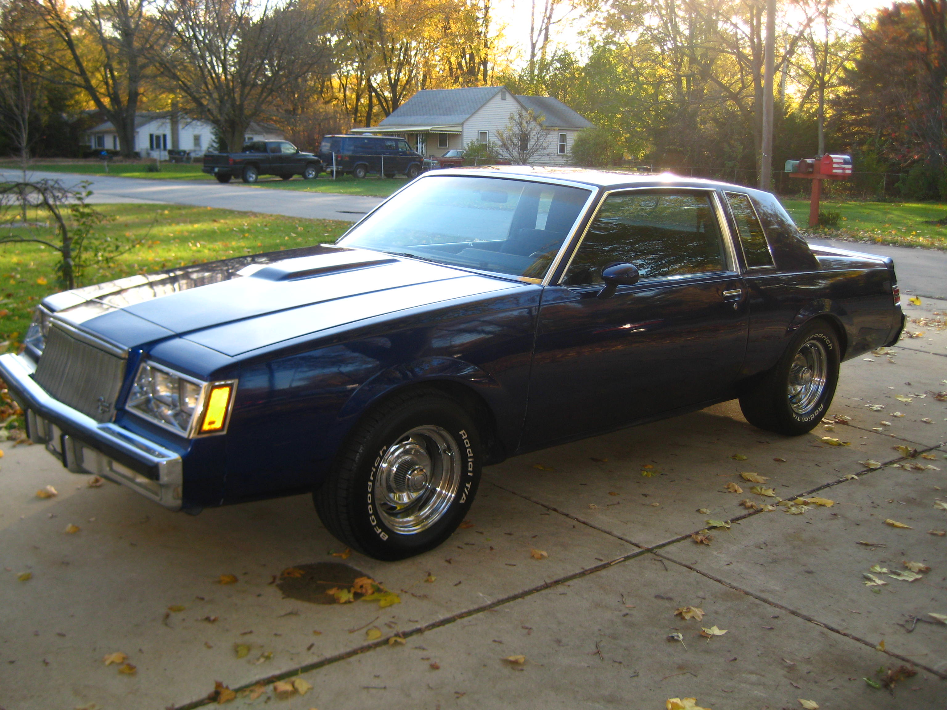 1981 Buick Regal Information And Photos Momentcar