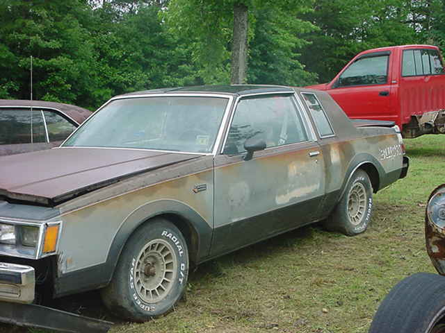 Grand National Car >> BUICK REGAL - 37px Image #4