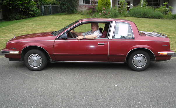 1985 buick regal information and photos momentcar. Black Bedroom Furniture Sets. Home Design Ideas