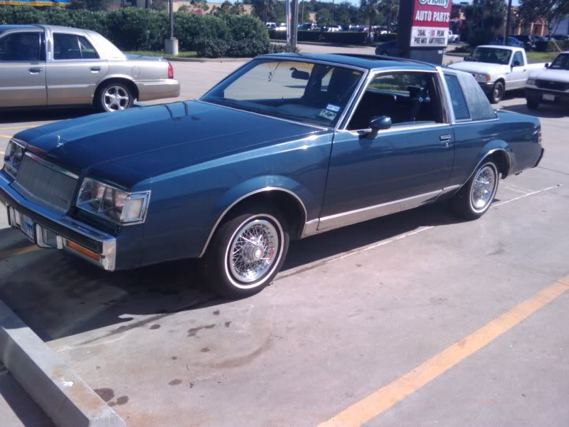 86 Buick Regal Pictures To Pin On Pinterest Pinsdaddy