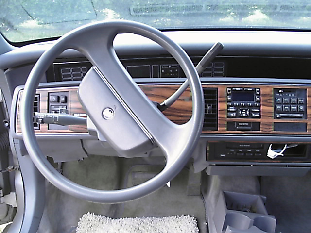 1989 Buick Regal - Information and photos - MOMENTcar