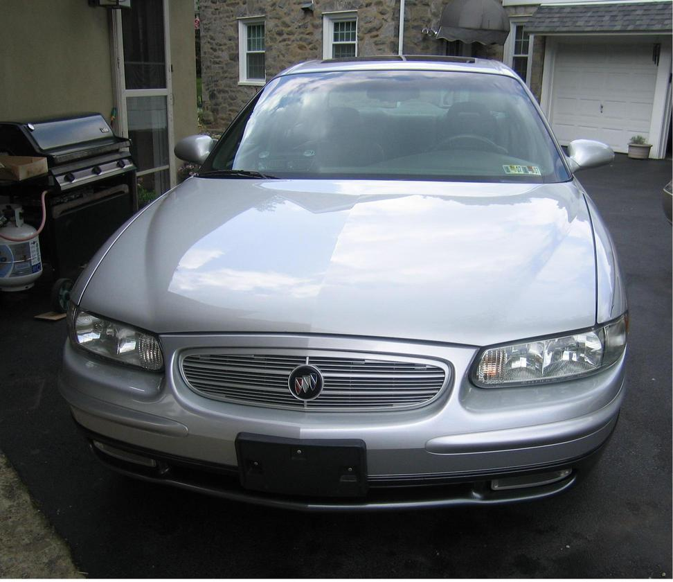 2000 7 - Buick Regal - 2000 7