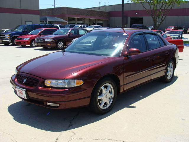 Buick Regal 2001 #11
