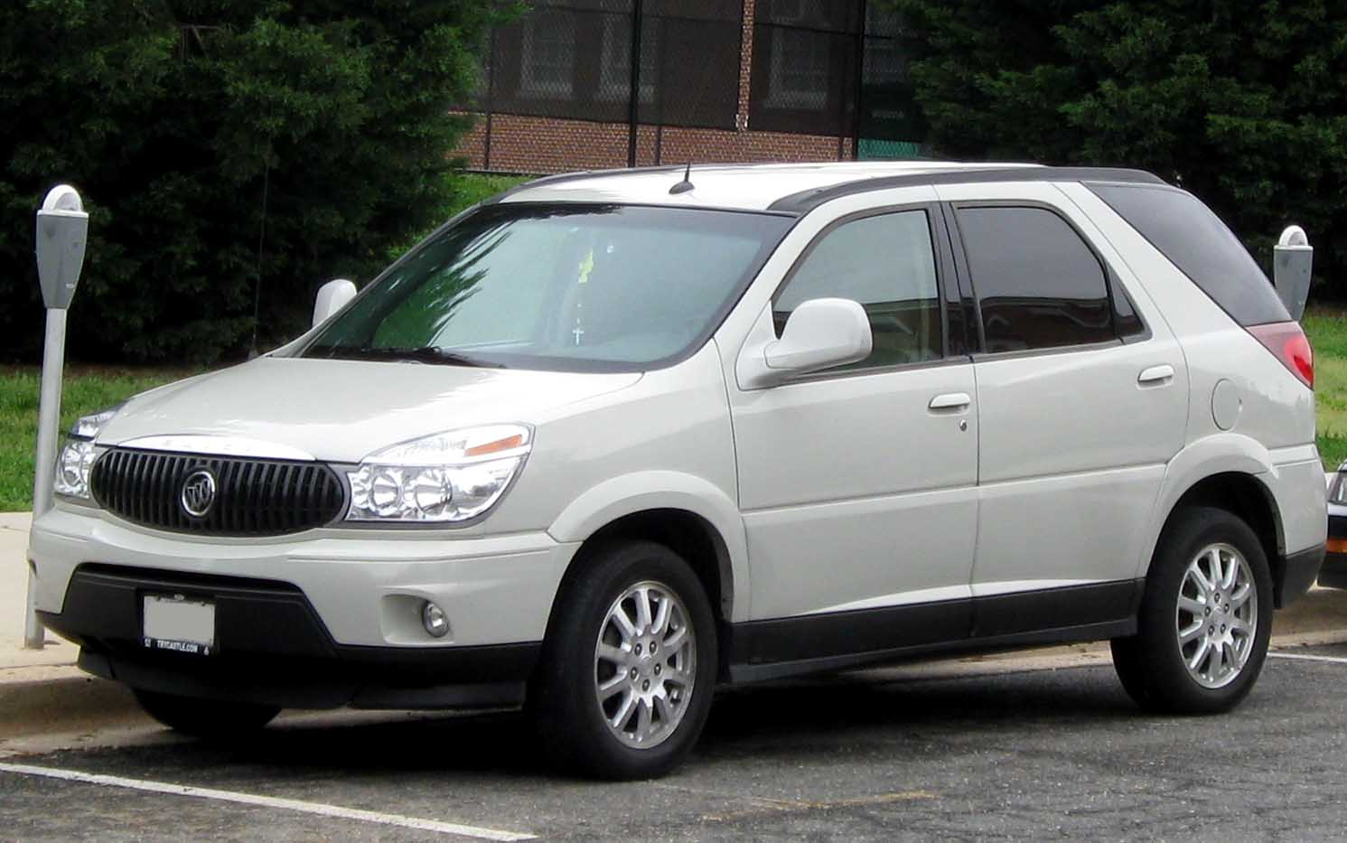 Buick Rendezvous Information And Photos Momentcar