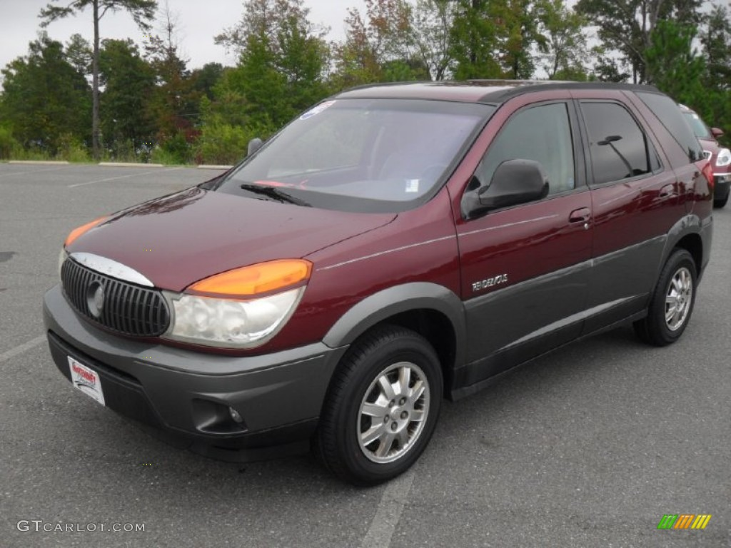 2002 buick rendezvous information and photos momentcar. Black Bedroom Furniture Sets. Home Design Ideas