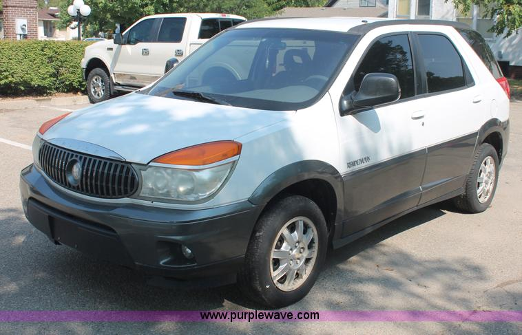 2002 buick rendezvous information and photos momentcar. Cars Review. Best American Auto & Cars Review