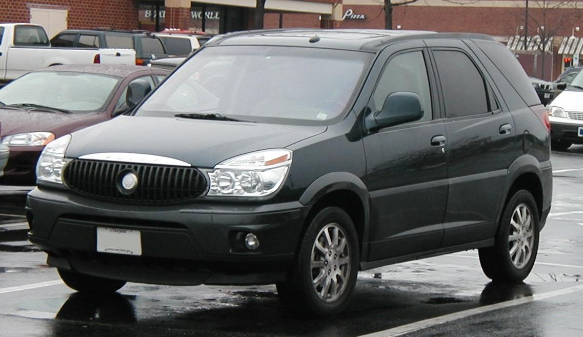 2007 Buick Rendezvous - Information and photos - MOMENTcar
