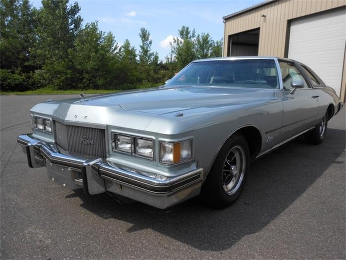 1975 buick riviera information and photos momentcar. Black Bedroom Furniture Sets. Home Design Ideas