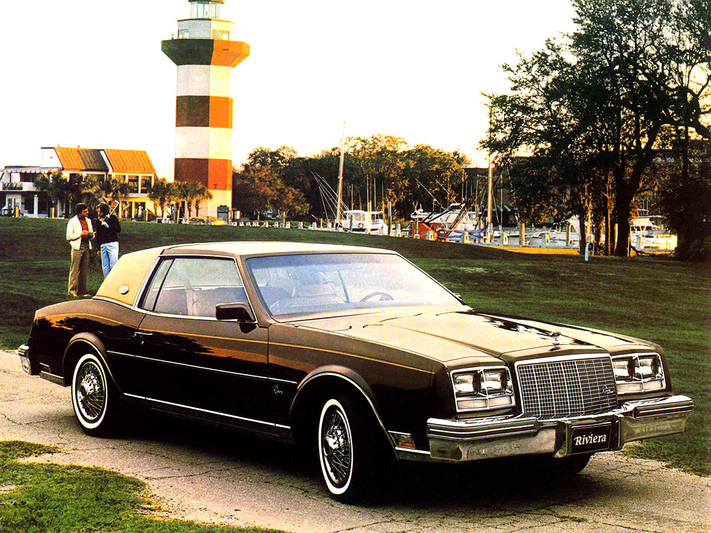 1980 Buick Riviera Information And Photos Momentcar