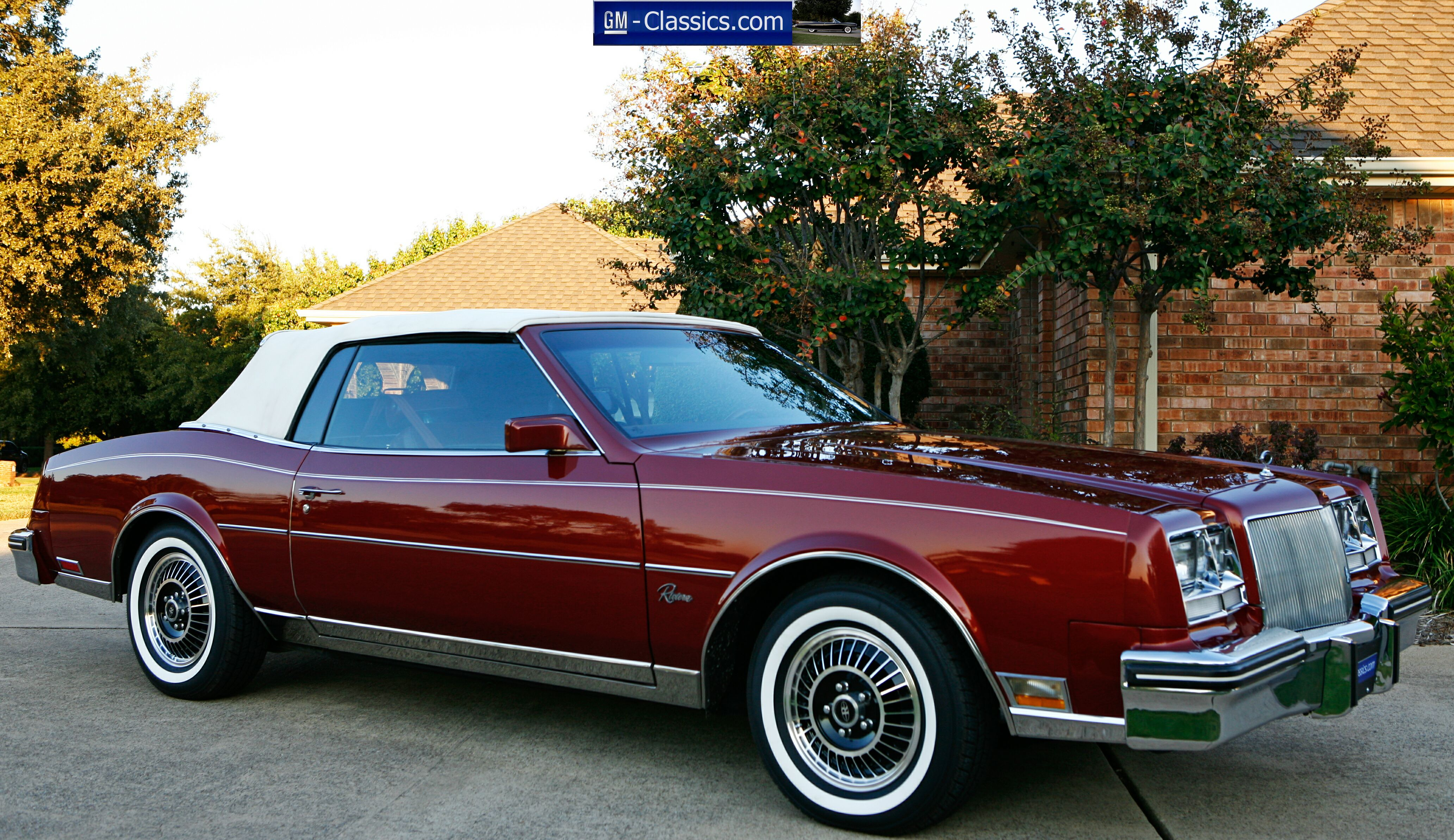 1984 Buick Riviera - Information and photos - MOMENTcar