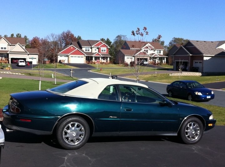 1998 Buick Riviera Information And Photos Momentcar