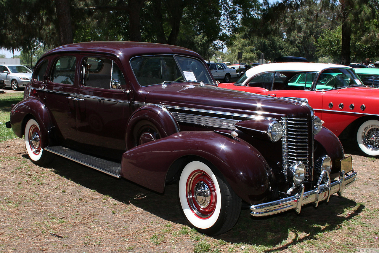 1938 Buick Roadmaster Information And Photos Momentcar