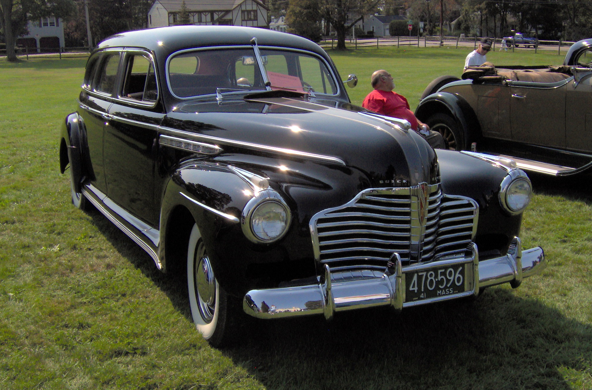 1941 Buick Roadmaster Information And Photos Momentcar