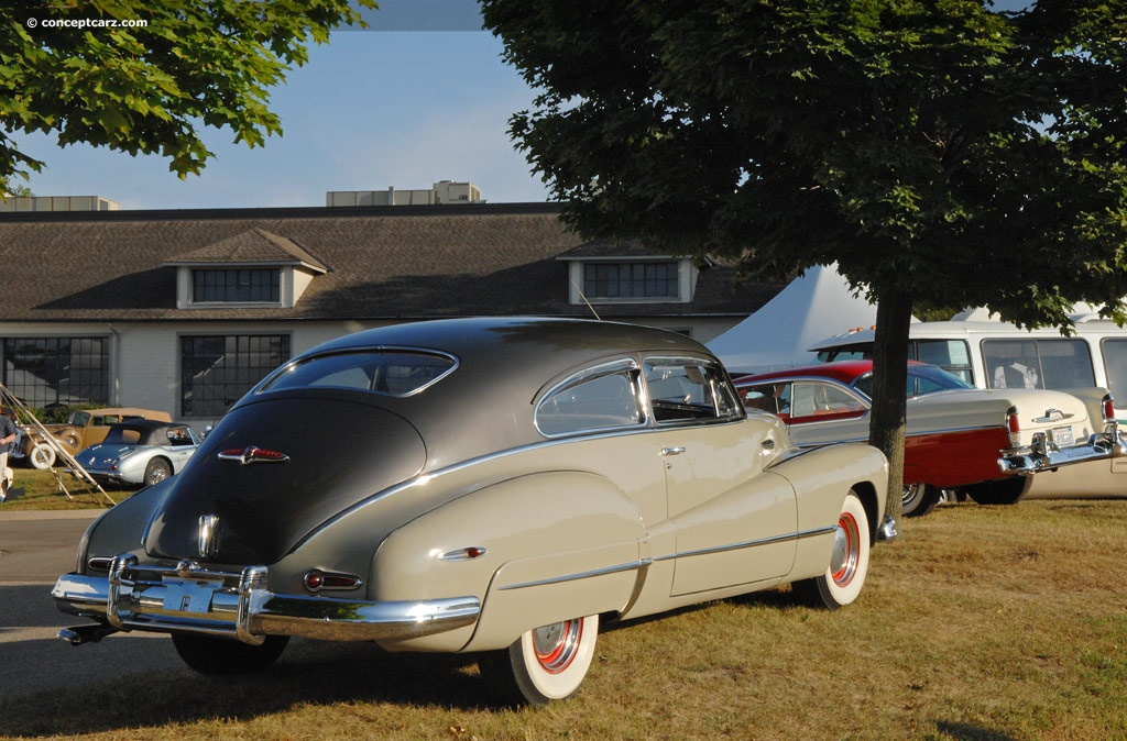1947 Buick Roadmaster Information And Photos Momentcar