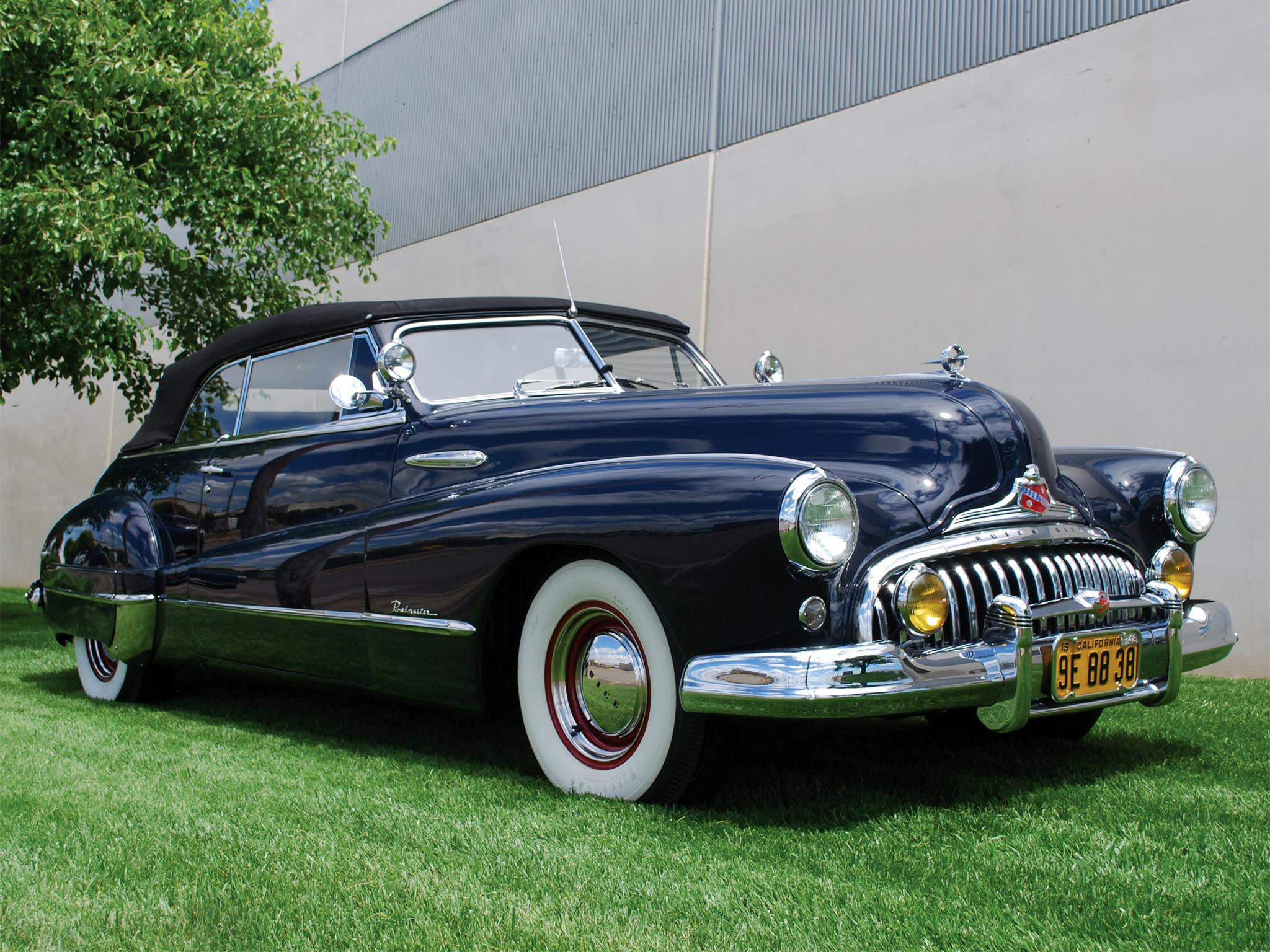 1948 Buick Roadmaster - Information and photos - MOMENTcar