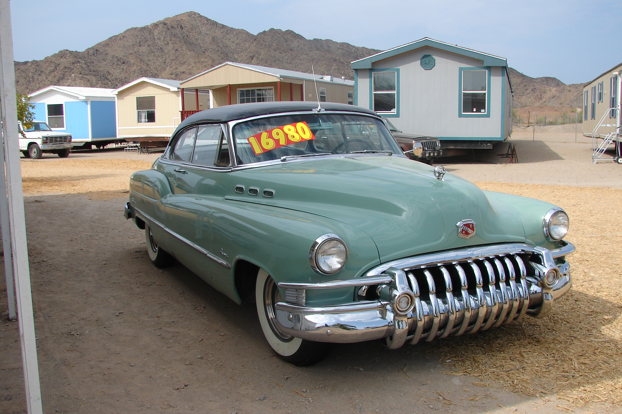 1950 Buick Roadmaster Information And Photos Momentcar