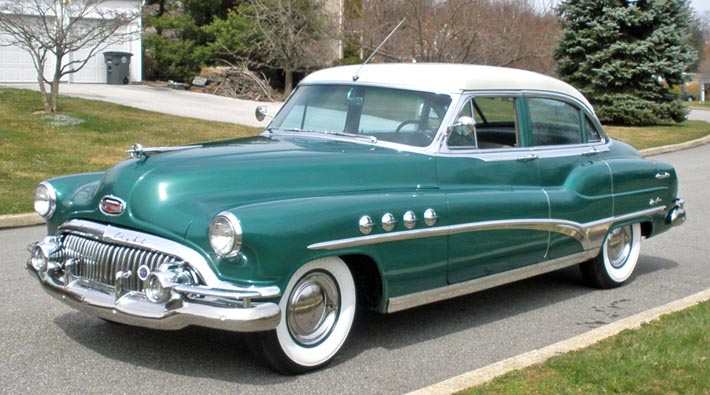 1951 Buick Roadmaster Information And Photos Momentcar