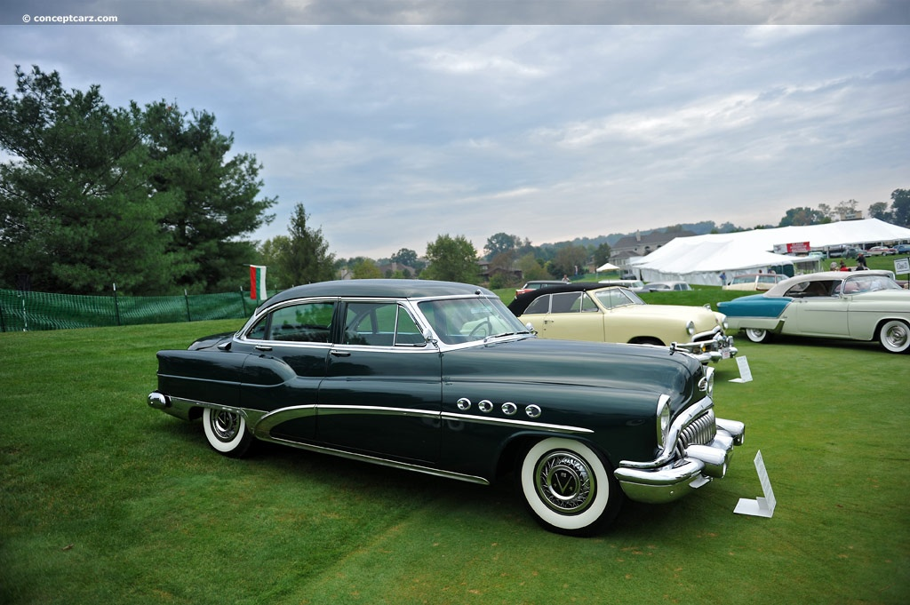 1953 buick roadmaster information and photos momentcar. Cars Review. Best American Auto & Cars Review