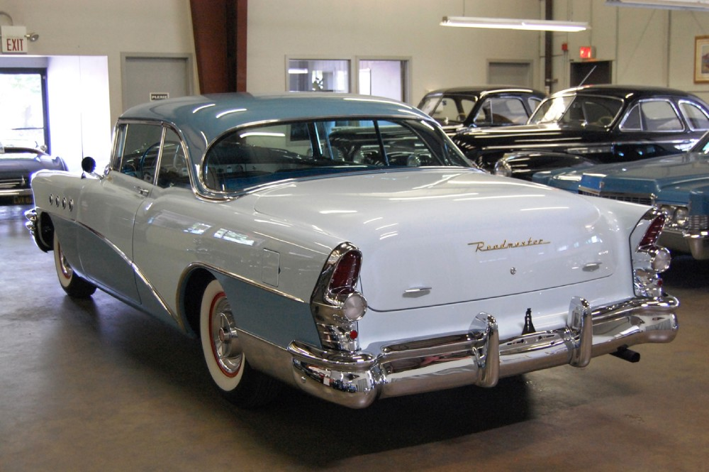 1955 buick roadmaster information and photos momentcar. Cars Review. Best American Auto & Cars Review
