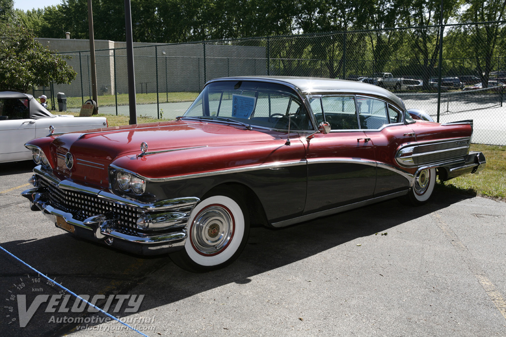 1958 Buick Roadmaster Information And Photos Momentcar
