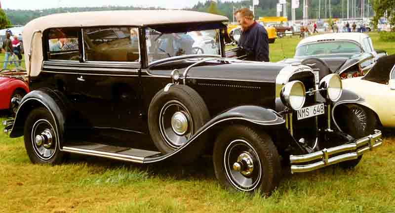 Buick Series 40 #7