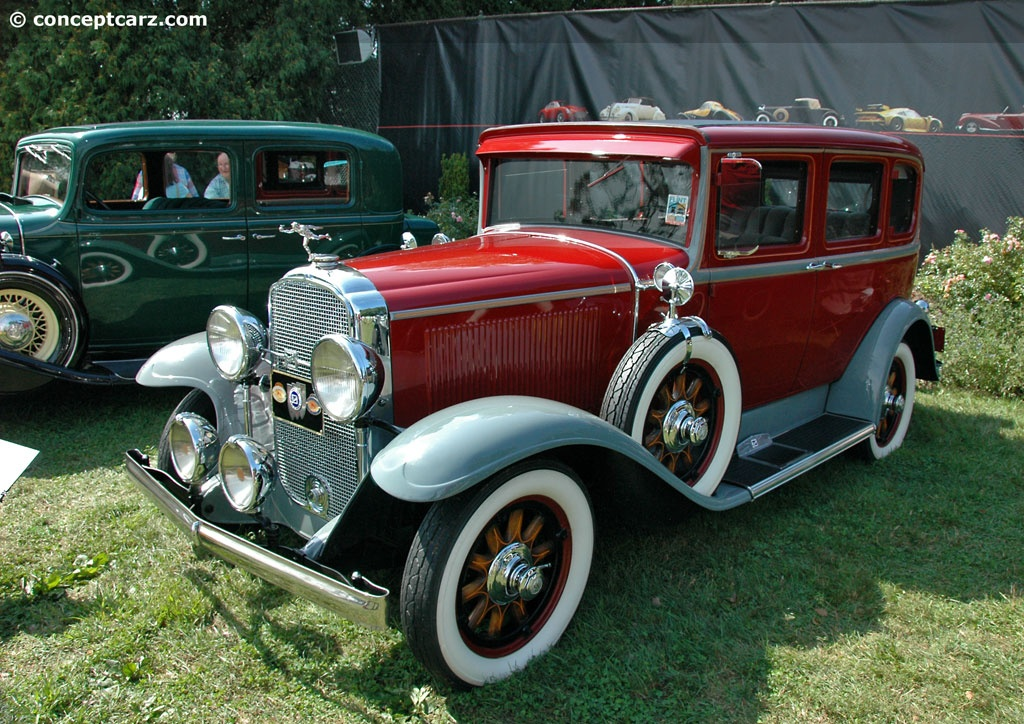 Buick Series 50 #1