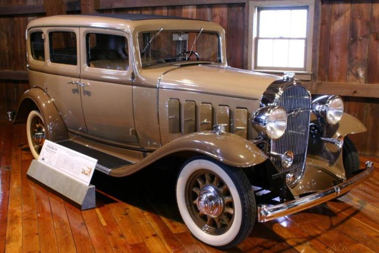 Buick Series 50 #5