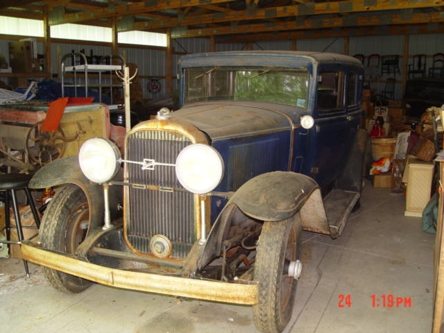 Buick Series 60 1931 #7