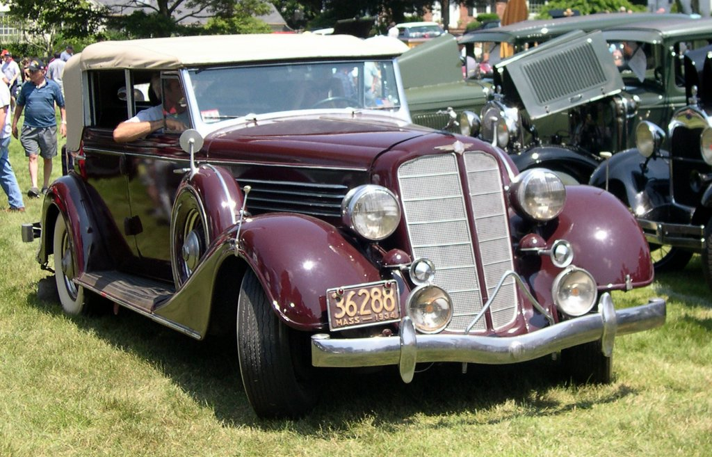 Buick Series 60 #7