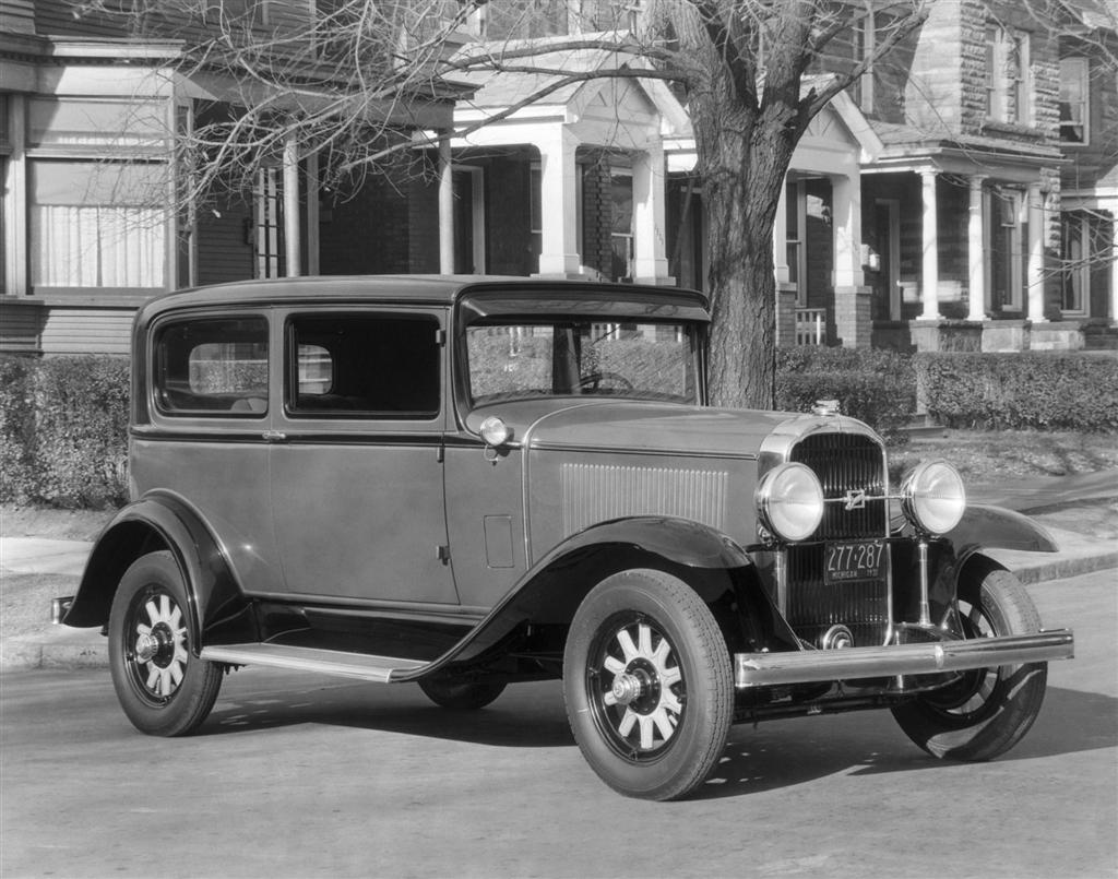 Buick Series 80 1931 #3