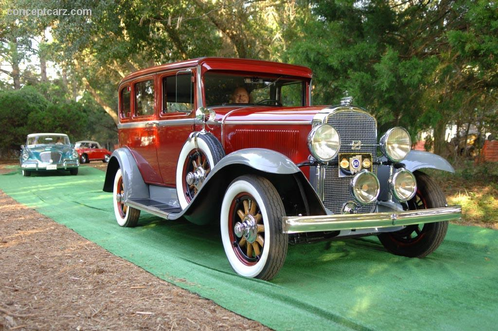 Buick Series 80 1931 #4
