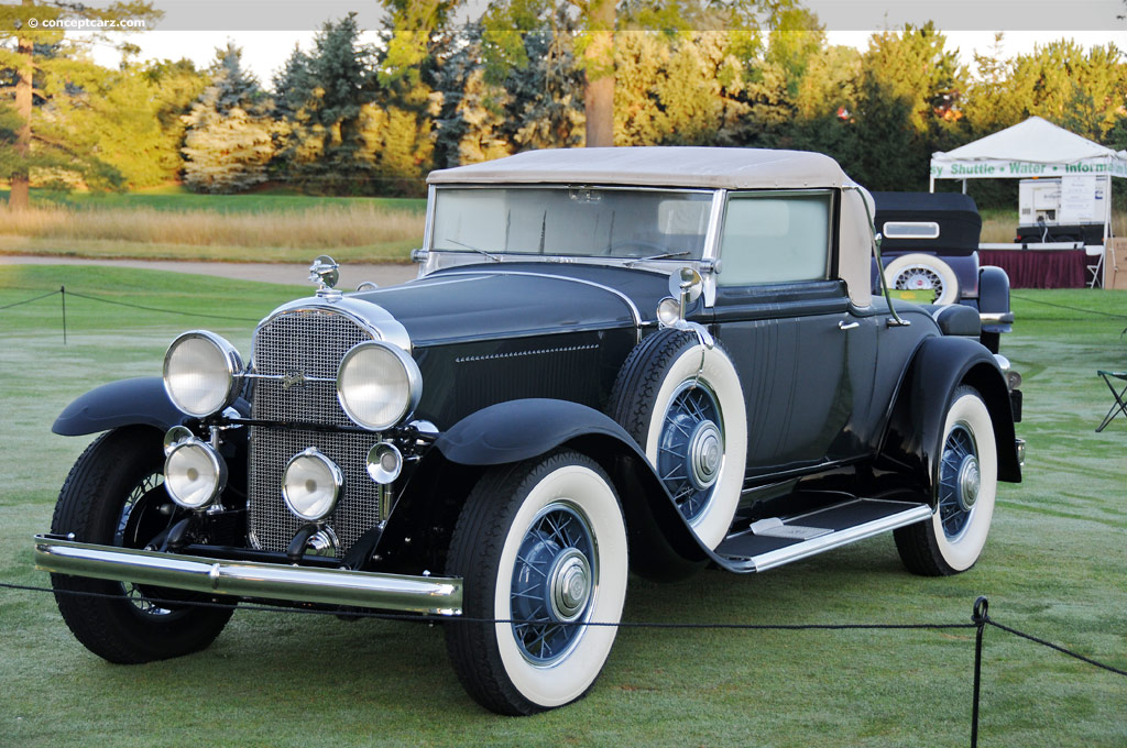 Buick Series 80 1931 #5