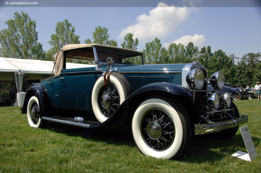 Buick Series 80 1931 #6