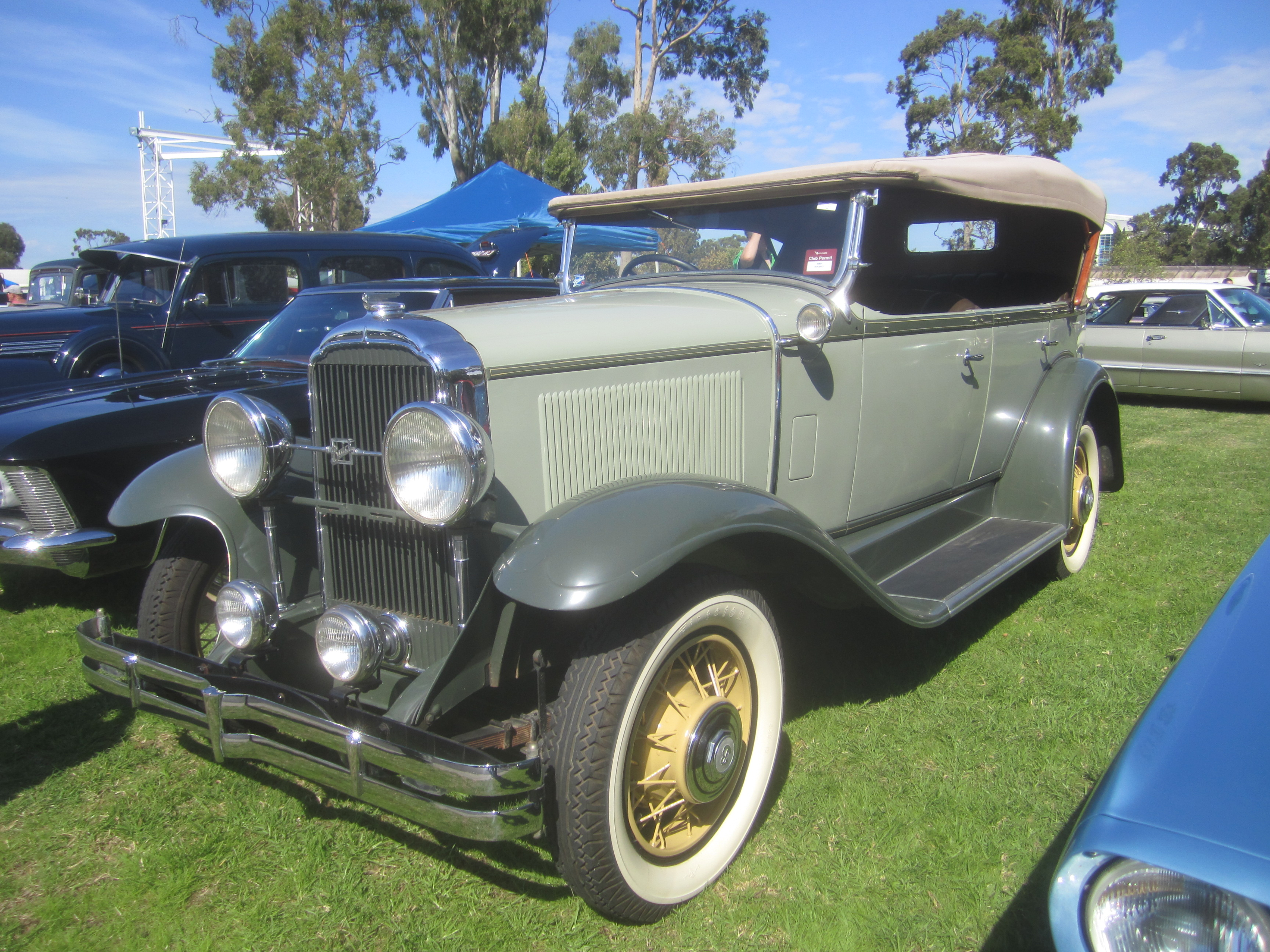 Buick Series 80 1931 #9