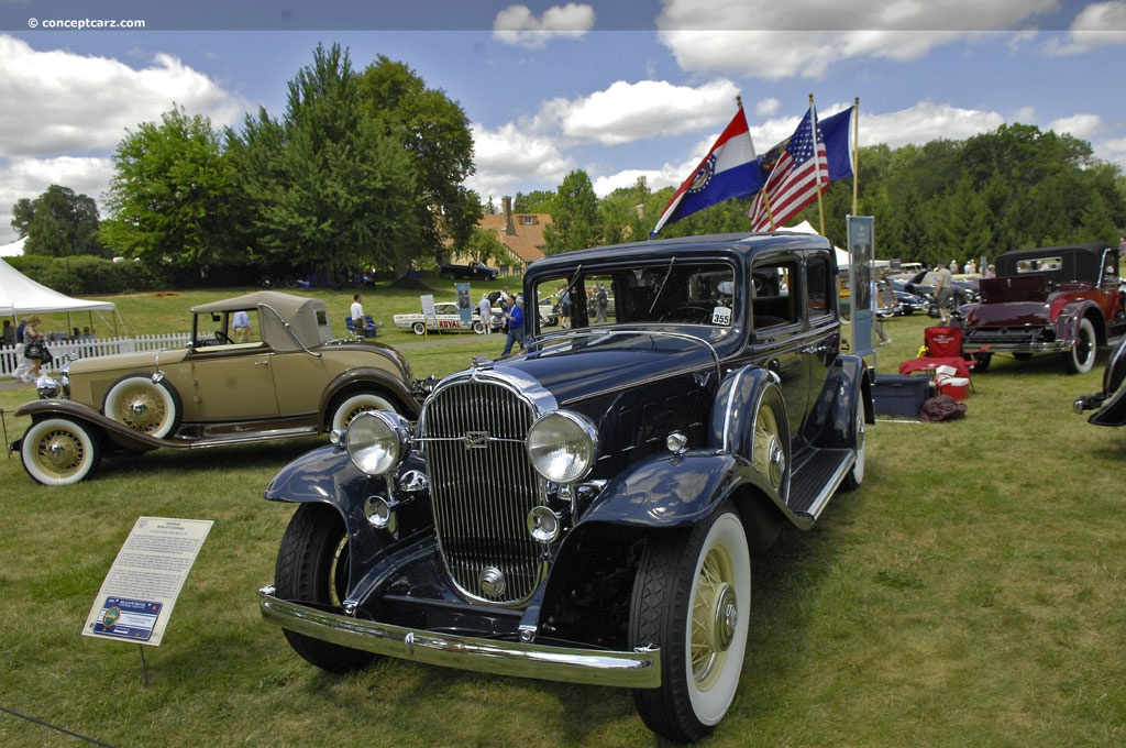 Buick Series 90 1932 #5