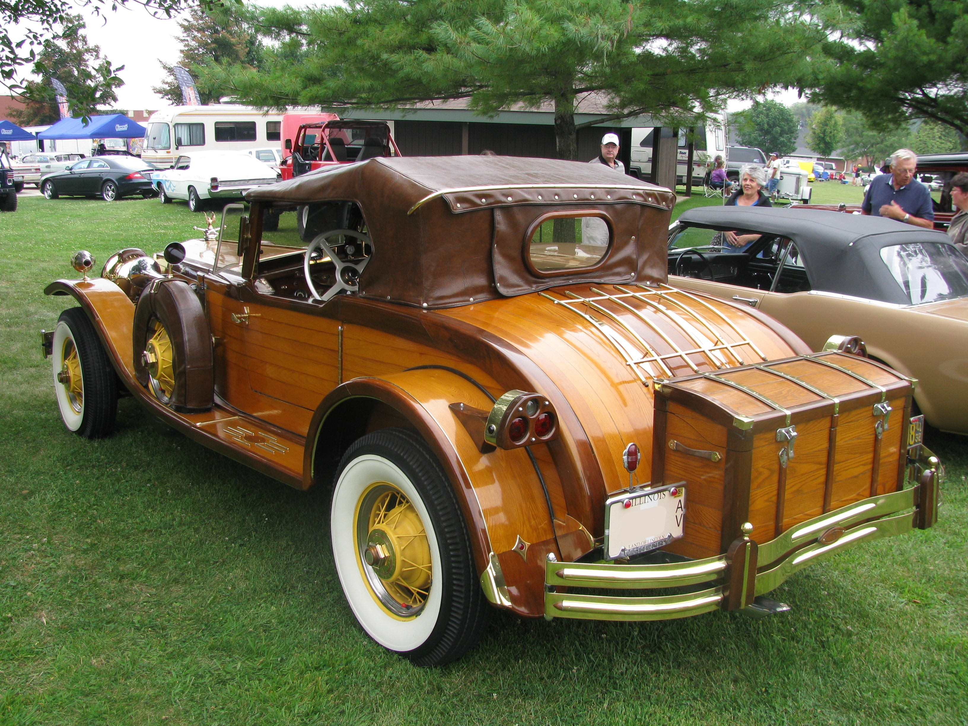 Buick Series 90 1932 #9