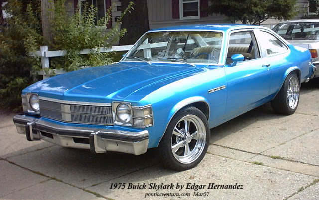 1975 Buick Skylark Information And Photos Momentcar