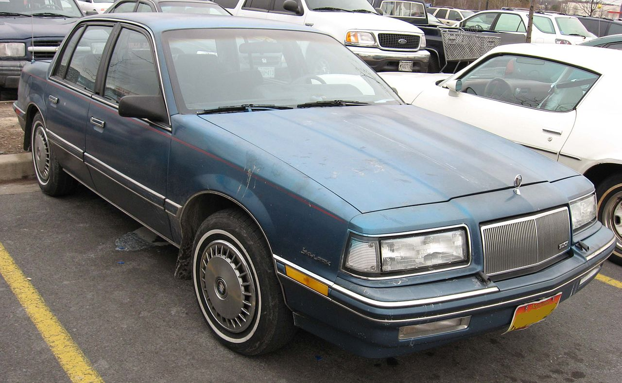 Hyundai Of Somerset >> 1988 Buick Skylark - Information and photos - MOMENTcar