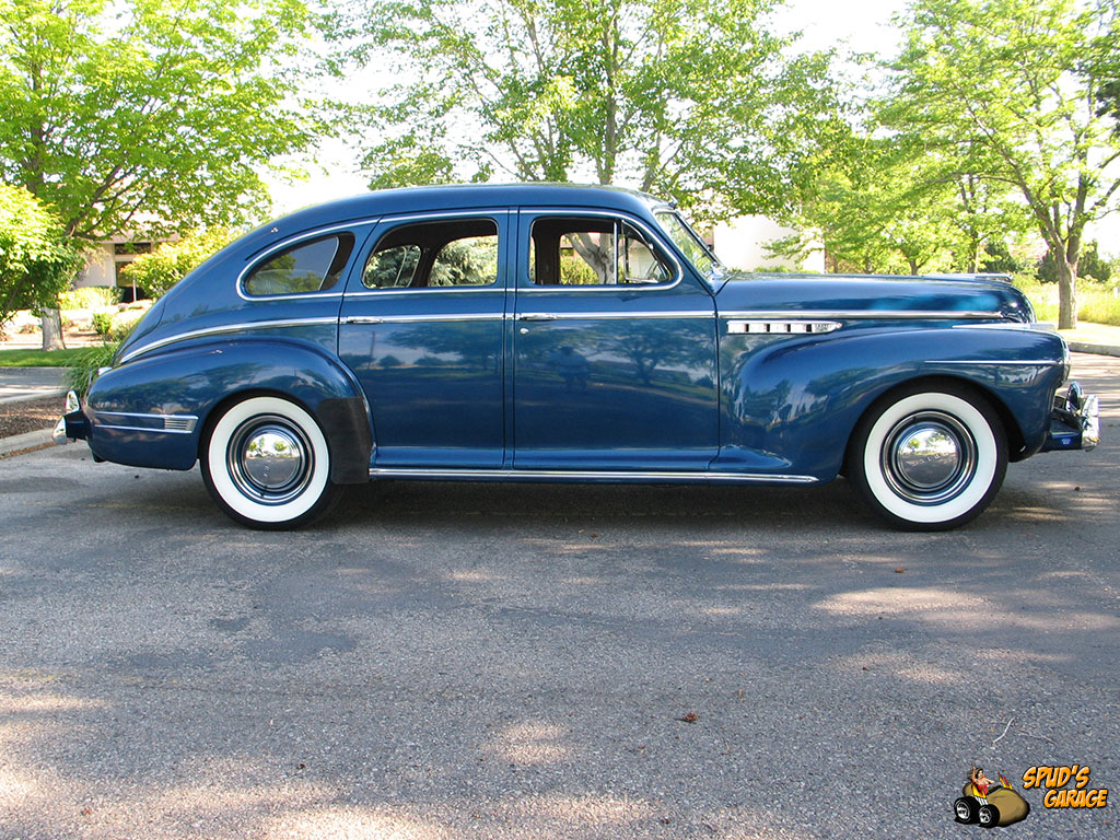 1941 Buick Special Information And Photos Momentcar