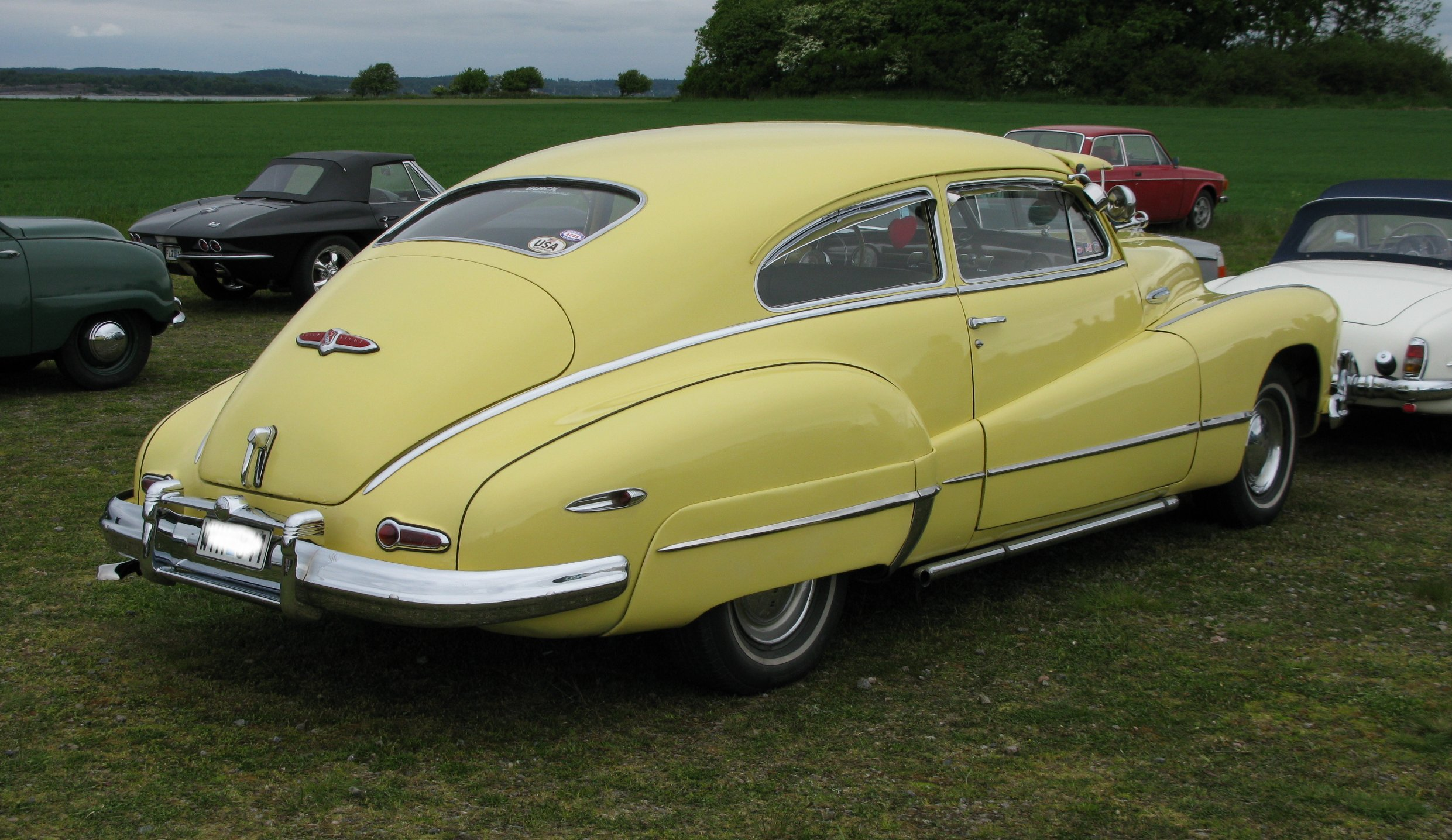 1947 Buick Special - Information and photos - MOMENTcar